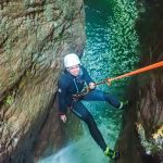 Canyoning Bovec: Sport mal anders